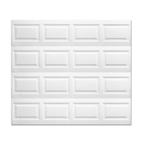Model 2050 Premium Series Insulated Garage Door 8x7