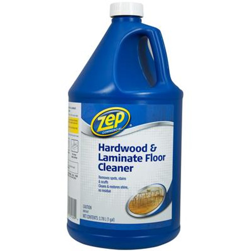 Hardwood and Laminate Floor Cleaner - 3.78 L