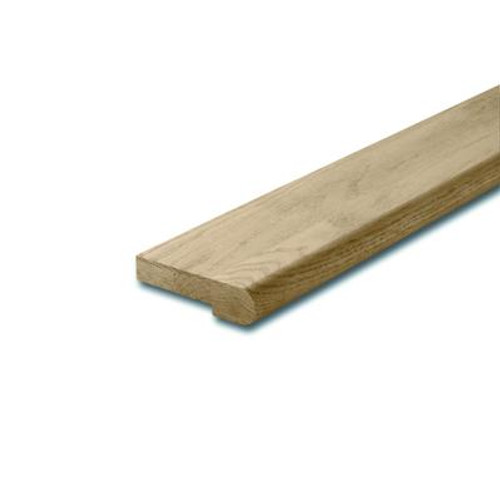 Oak Nosing (2-4 mm Flake) 1-1/16 In. x 4-1/4 In. x 3/4 x 8 Ft.