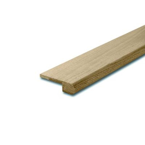 Oak Nosing (Solid) 1-1/16 In. x 4-1/4 In. x 5/16 In. x 4 Ft.