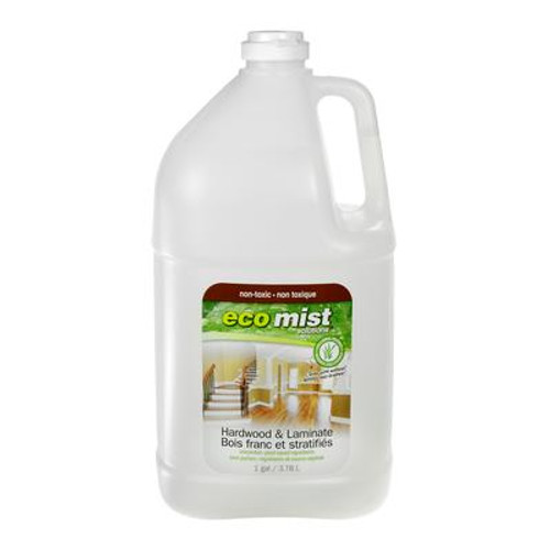 Eco Mist Hardwood/Laminate Cleaner - 3.78 litre