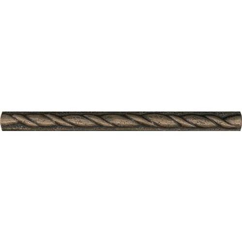 1/2 In. x 6 In. Bronze Metal Liner