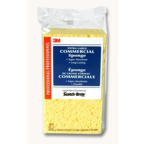 3M EXTRA LARGE COMMERCIAL Sponge