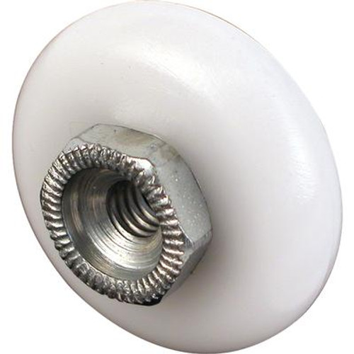 3/4 in. Round Tub Enclosure Rollers