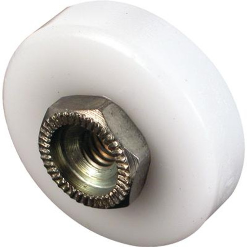 7/8 In. Flat Tub Enclosure Rollers