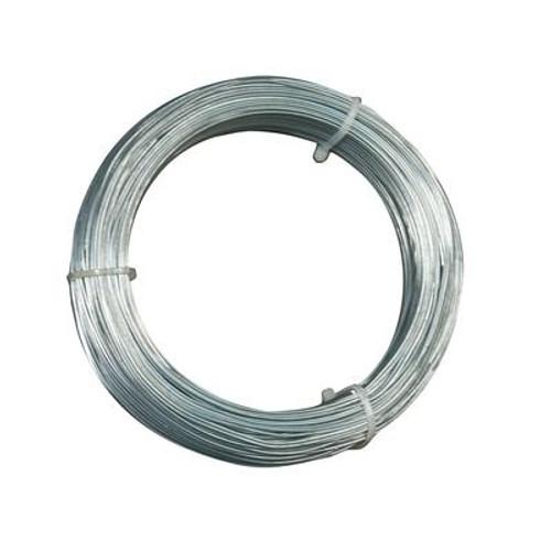 18 Gauge Hanger Wire; for Suspending Drop Ceiling Tees from Lag Screws - 300 Feet