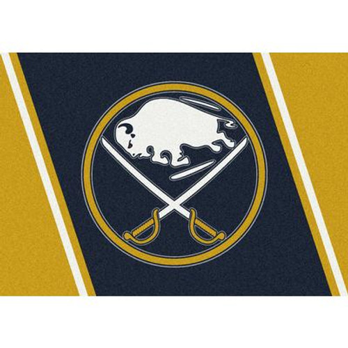 Buffalo Sabres Spirit Rug 2 Ft. 8 In. x 3 Ft. 10 In.  Area Rug