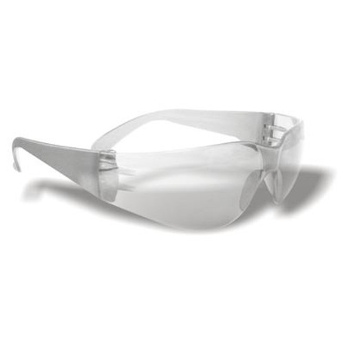 12 Pack Clear Safety Glasses