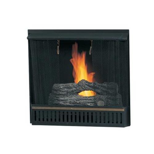 23 In. Gel Fireplace Insert