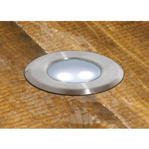 LED Deck and Stair Lights (Kit includes 8 lights)