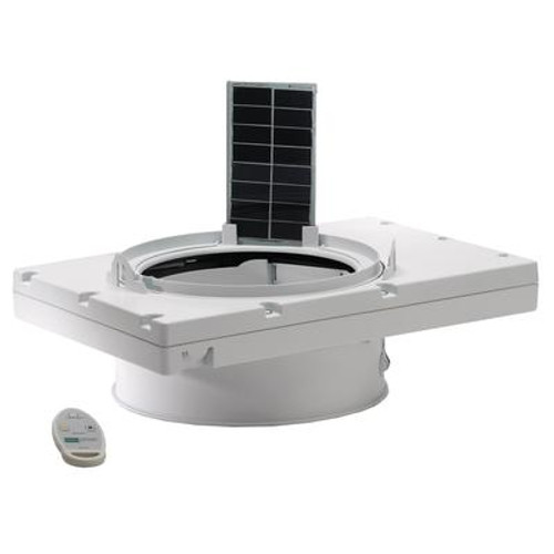 10 Inch Solar-Powered Dimmer