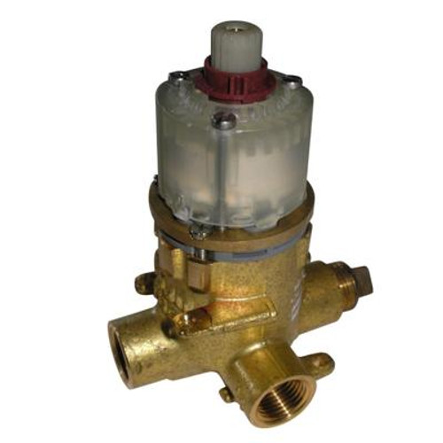 1/2 Inch Metal Pressure-Balanced Rough Valve