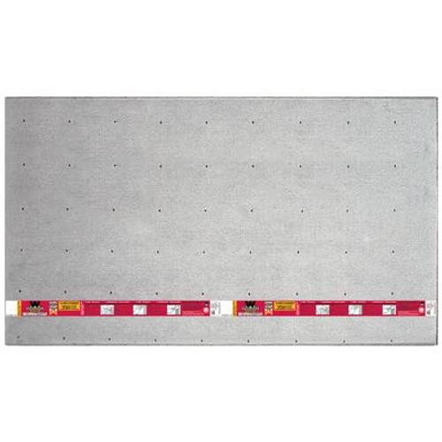 WonderBoard Backerboard 1/2''x36''x60''