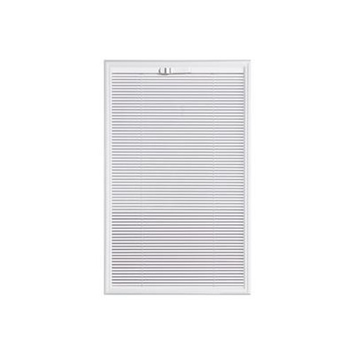 22 In. x 36 In. Tilting Internal Miniblind; Low-E 1/2 Lite Glass Insert