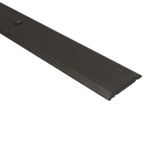 Seambinder Floor Moulding; Hammered Titanium - 1 Inch