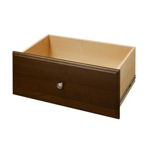 12 Inch Deluxe Drawer - Espresso
