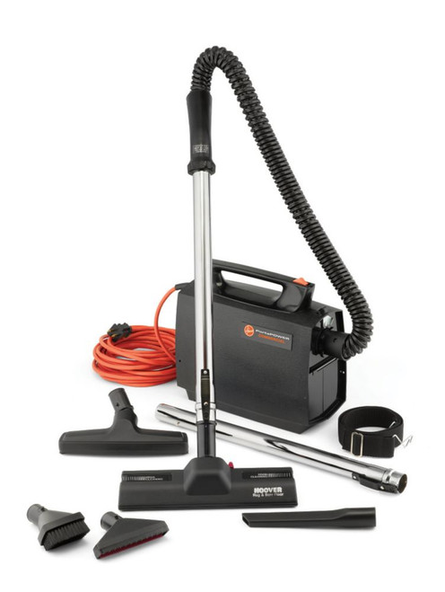 Commercial PortaPower Lightweight Canister Vacuum