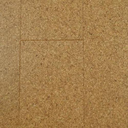 Natural Plank Cork 13/32 Inch Thick x 5-1/2 Inch Width x 36 Inch Length Flooring (10.92 Sq.Ft./Case)