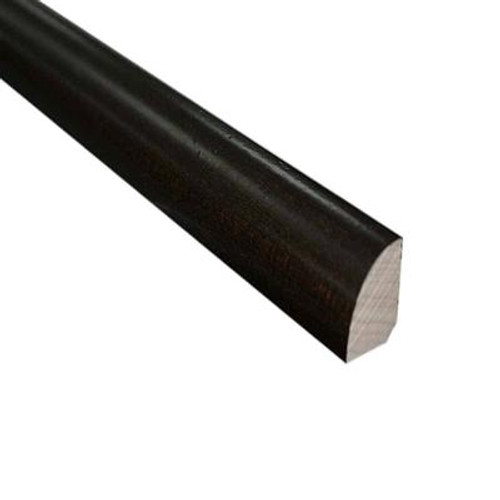 Dark Exotic .75 in Wide x 78 in. Length Quarter Round Molding