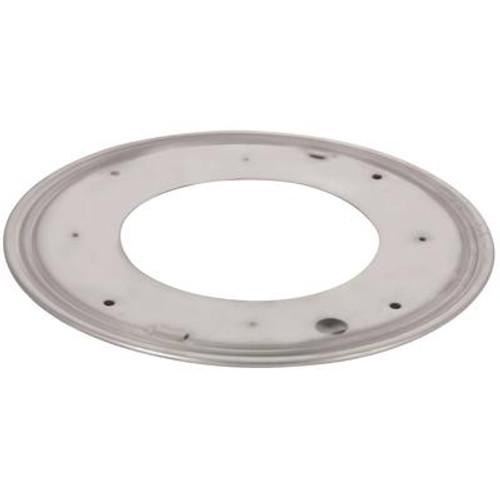 12'' Round Metal Swivel Plate