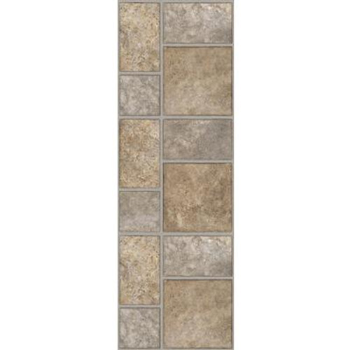 Tile Yukon Tan - Flooring Sample 4 Inch x 8 Inch