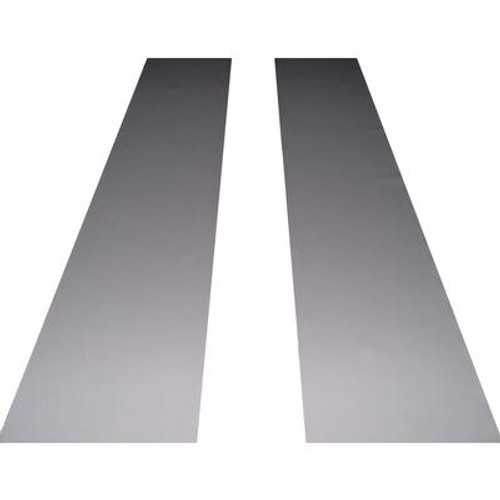 20 ft. x 23 in. Protector Strips; Heavy Duty 50-mil