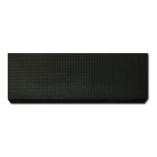Rubber Grid Stair Tread; 9x24