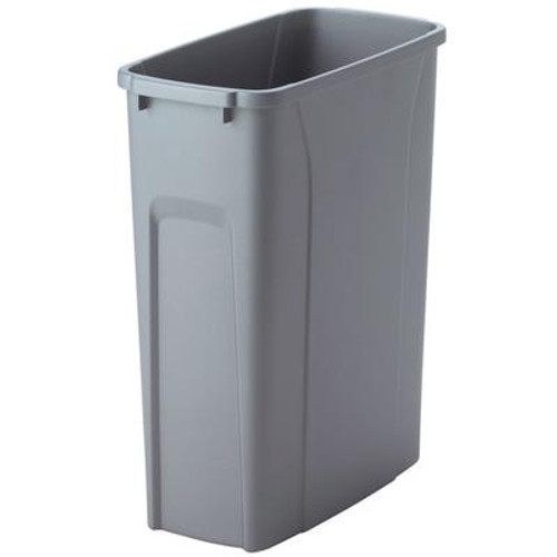 20 Quart Platinum Waste and Recycle Bin