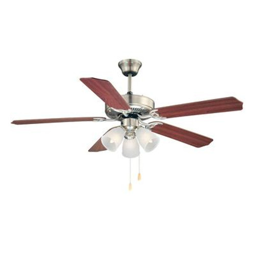 Satin Collection 52'' Indoor Ceiling Fan