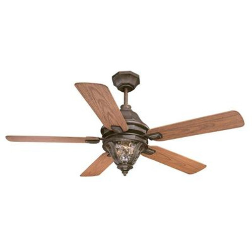 Satin Collection 52'' Outdoor Ceiling Fan