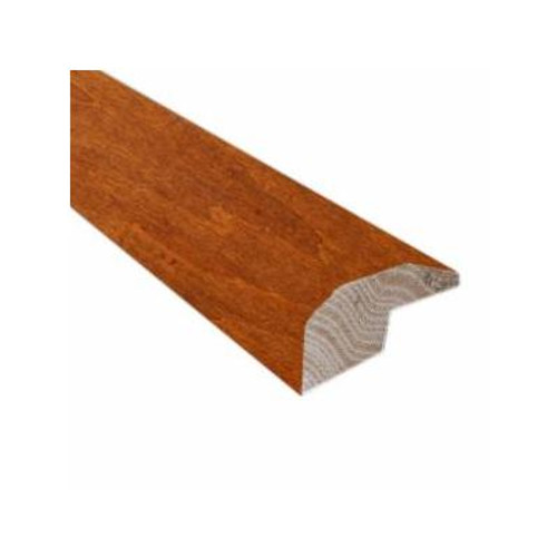 78 Inches Hand Scraped Carpet Reducer/Baby Threshold Matches Spice Maple Click Floor