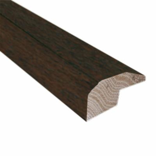 78 Inches Hand Scraped Carpet Reducer/BabyThreshold Matches Chestnut Hickory Click Flooring
