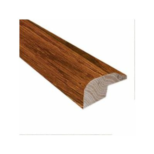 78 Inches Carpet Reducer/BabyThreshold Matches Dark Gunstock Birch Click Flooring