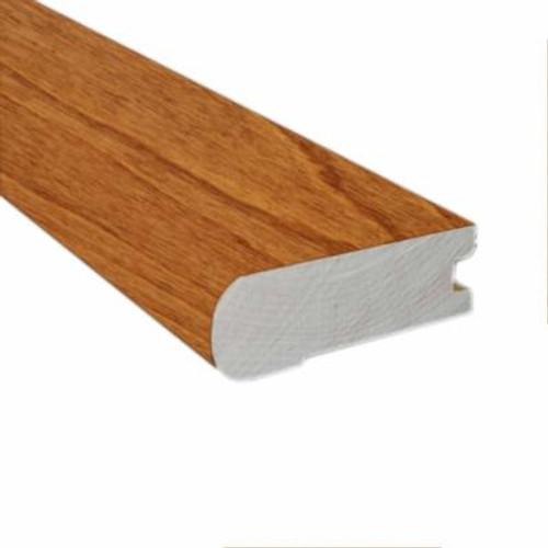 78 Inches Flush Mount Stair Nose Matches Dark Gunstock Birch Click Floor