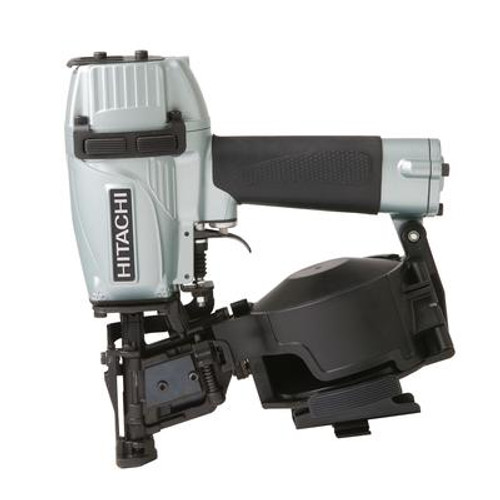 1-3/4-Inch Side Magazine Roofing Coil Nailer with Carbide Insert; Safety Glasses and Hex Bar Wrenches