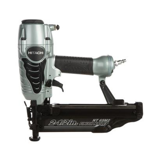 2-1/2 Inch 16-Gauge Finish Nailer with Air Duster