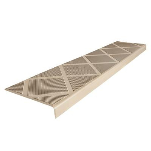 Step Cover ComposiGrip Beige 48 Inch