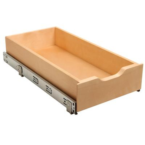 11 Inch Soft-Close Wood Drawer Box