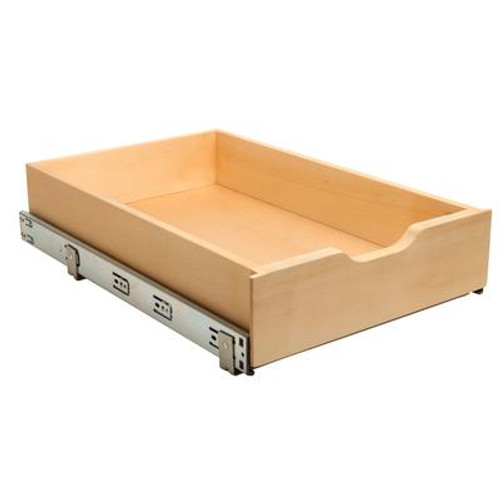 14 Inch Soft-Close Wood Drawer Box