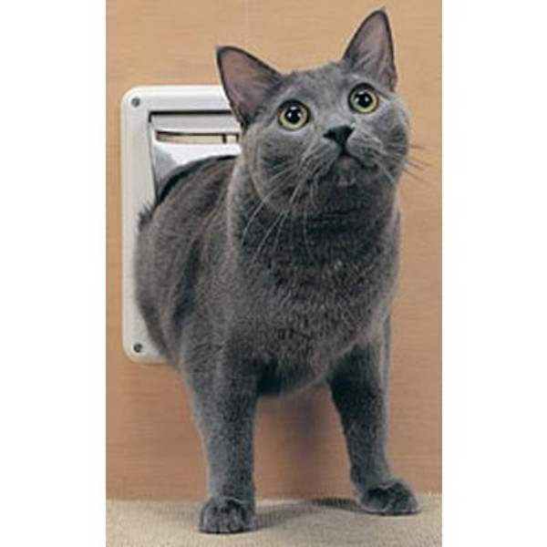 Deluxe Lockable Cat Flap, Designed For Interior Use.
