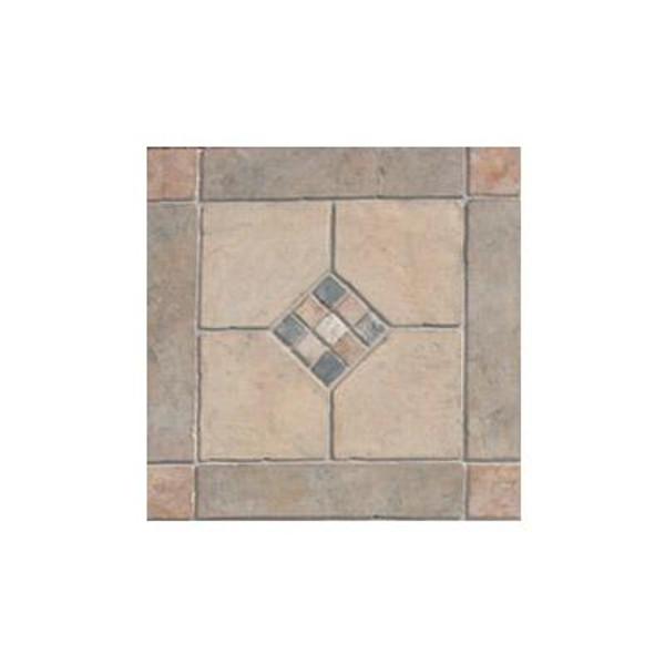 TrafficMaster Images 12 in. x 12 in. Hudson Bay Opal Vinyl Tile