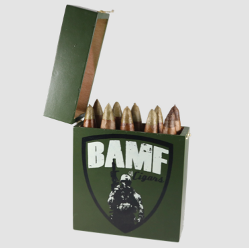"""Assorted Box of """"5.56 Green Tip"""" Cigars OUT OF STOCK 11/2"""