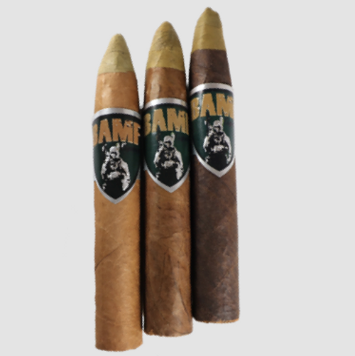 """The """"5.56 Green Tip"""" Cigar Sample Pack OUT OF STOCK 11/2"""