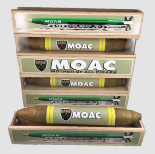 THE MOTHER OF ALL CIGARS (M.O.A.C.)- OUT OF STOCK