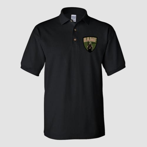 BAMF Polo T-Shirt