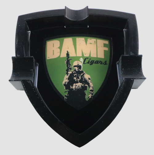BAMF Ashtray-
