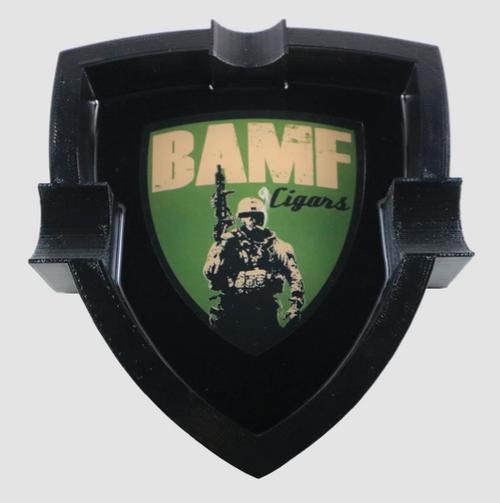 BAMF Ashtray-
