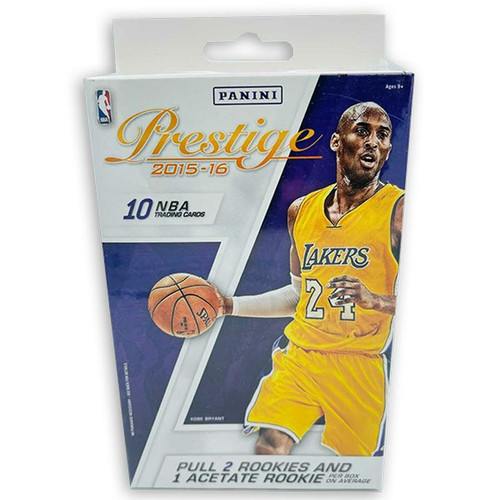 2015/16 Panini Prestige Basketball Hanger Box