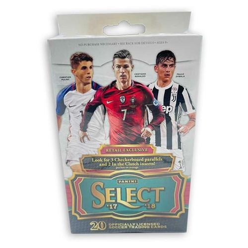 2017 Panini Select Soccer Hanger Box