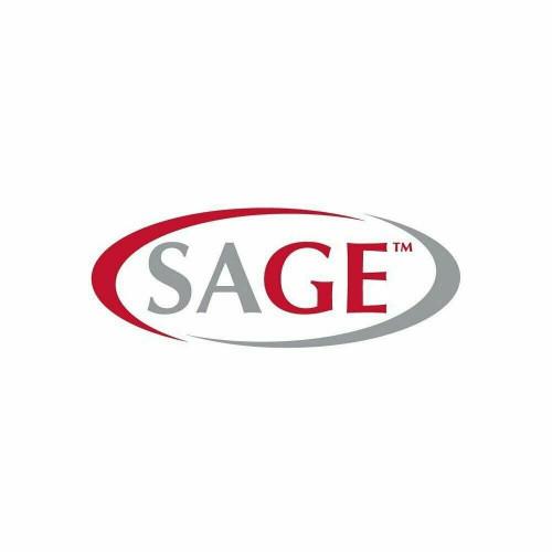 2021 Sage Hit Low Series Football Blaster 40 Box Case